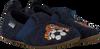 Blauwe LIVING KITZBUHEL Pantoffels 3248  - small