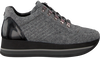 Grijze VIA VAI Sneakers 5109068 - small