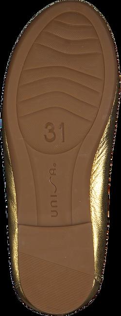 Gouden UNISA Ballerina's CASIA  - large
