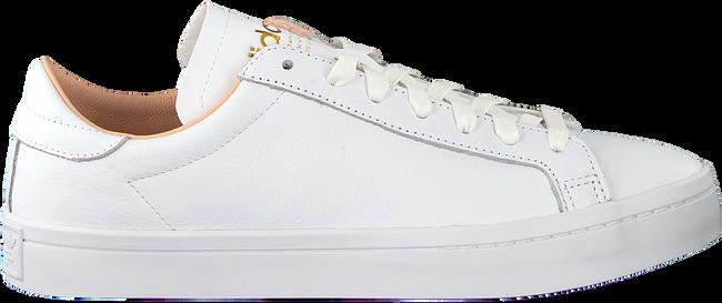 huge discount 4c13a 35219 Witte ADIDAS Sneakers COURTVANTAGE HEREN