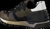 Groene CRIME LONDON Sneakers 11801 - small
