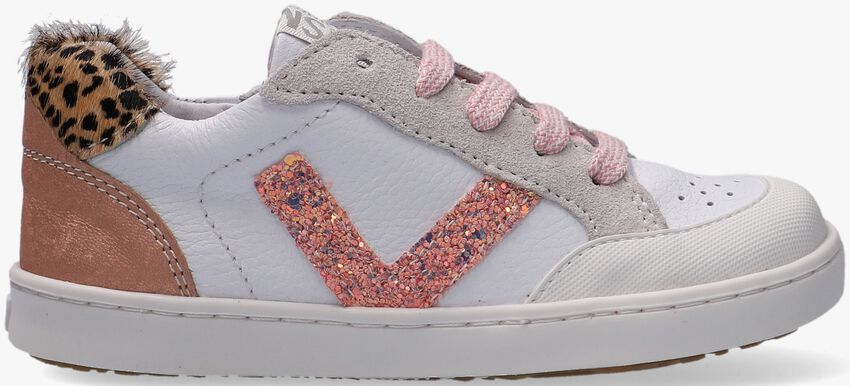Witte SHOESME Lage sneakers URBAN  - larger