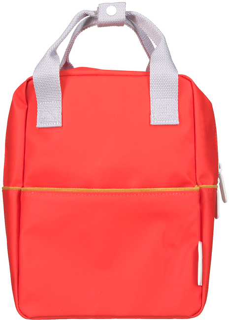 Rode STICKY LEMON Rugtas BACKPACK CORDUROY SMALL  - large