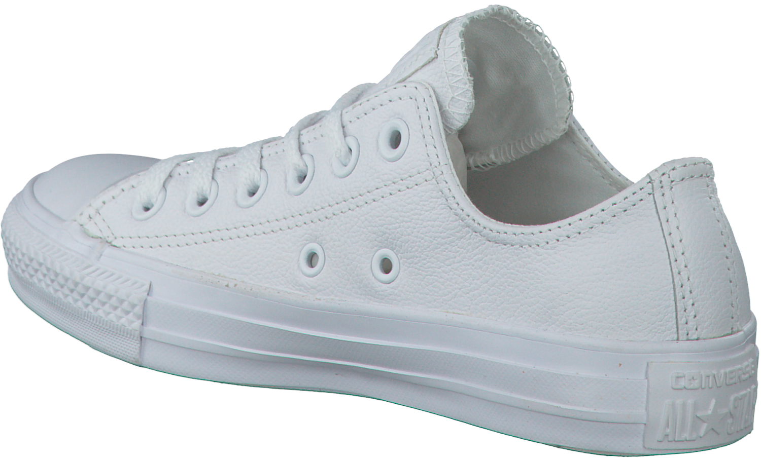 Witte CONVERSE Sneakers CHUCK TAYLOR ALL STAR OX DAMES | Omoda