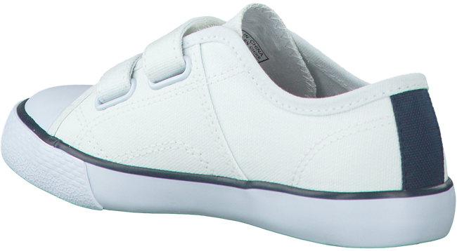 Witte POLO RALPH LAUREN Sneakers DAYMOND EZ  - large