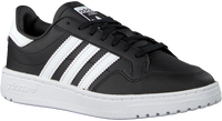 Zwarte ADIDAS Lage sneakers TEAM COURT J  - medium
