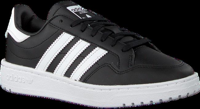 Zwarte ADIDAS Lage sneakers TEAM COURT J  - large