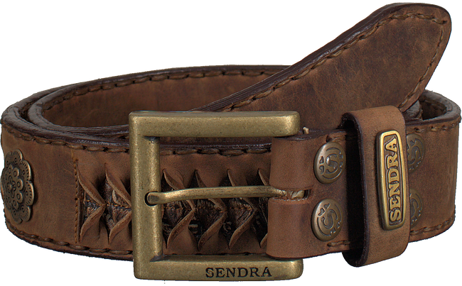 Bruine SENDRA Riem 1157 - large