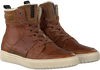 Cognac BJORN BORG Sneakers COLLIN HIGH  - small