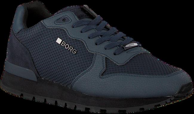 Blauwe BJORN BORG Sneakers R605 LOW KPU M  - large