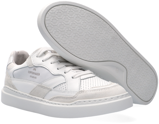 Witte COPENHAGEN STUDIOS Lage sneakers CPH560  - large
