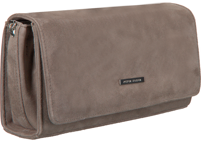Taupe PETER KAISER Clutch LANELLE  - large