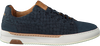 Blauwe REHAB Sneakers THOMAS II LIZARD  - small