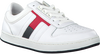 Witte TOMMY HILFIGER Sneakers CORE MATERIAL MIX SNEAKER  - small