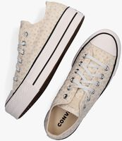Witte CONVERSE Lage sneakers CHUCK TAYLOR ALL STAR LIFT OX  - medium