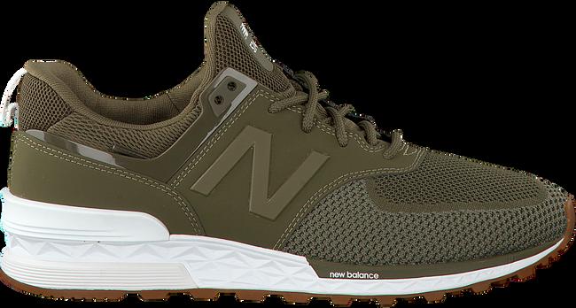 Groene NEW BALANCE Sneakers MS574 HEREN  - large
