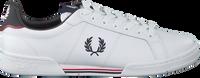 Witte FRED PERRY Lage sneakers B6202  - medium