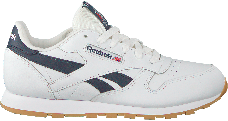 Witte REEBOK Sneakers CLASSIC LEATHER KIDS Omoda.nl