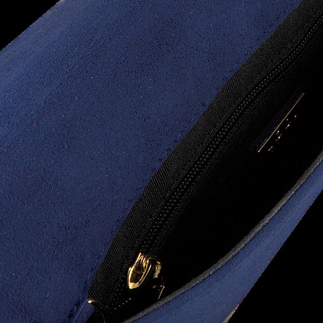 Blauwe LODI Clutch SAINT - large