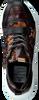 Cognac FRED DE LA BRETONIERE Lage sneakers 101010148  - small