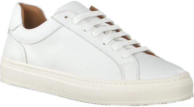 Witte TOMMY HILFIGER Lage sneakers PREMIUM CUPSOLE  - large