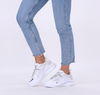 Witte PUMA Lage sneakers RS CURVE GLOW WNS  - small