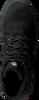 Zwarte TIMBERLAND Veterboots BROOKLYN HIKER JUNIOR  - small