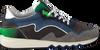 Blauwe FLORIS VAN BOMMEL Sneakers 16092  - small