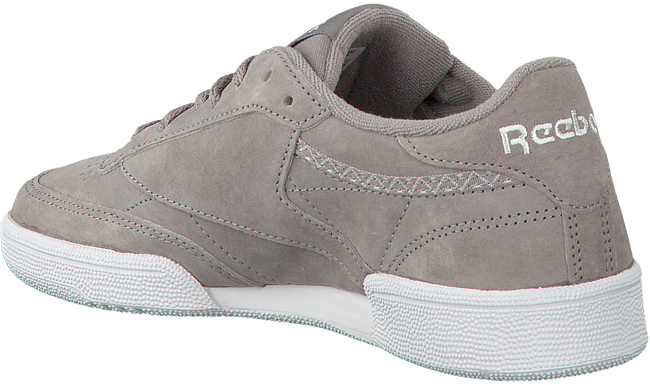 Grijze REEBOK Sneakers CLUB C 85  - large