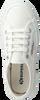Witte SUPERGA Veterschoenen JCOT CLASSIC  - small