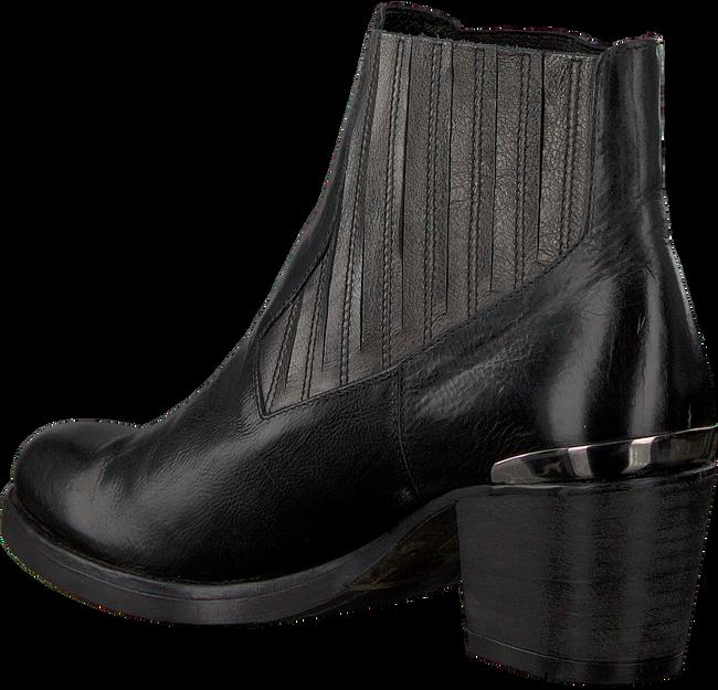 Zwarte VIA VAI Enkellaarsjes 5105025 - large