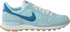 Blauwe NIKE Sneakers INTERNATIONALIST WMNS  - small