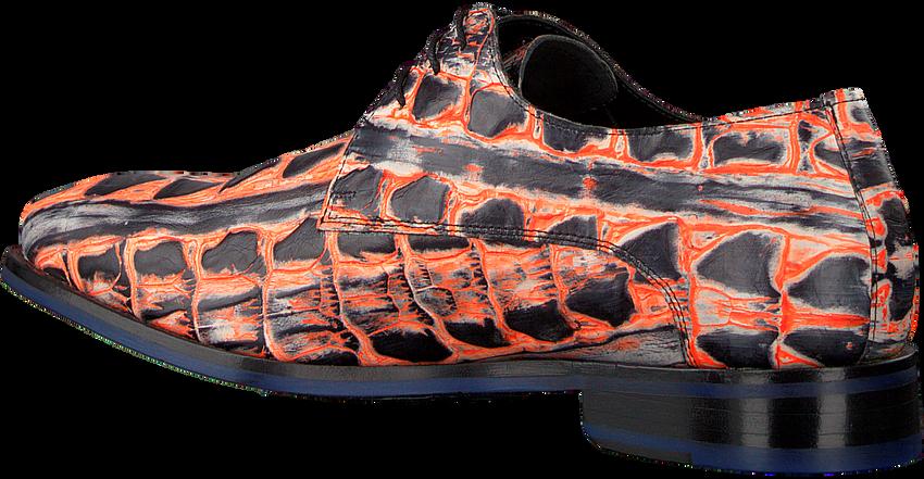 Oranje FLORIS VAN BOMMEL Nette schoenen 18204  - larger