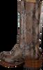 Bruine SENDRA Lange laarzen 14394  - small