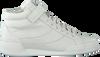 Grijze COPENHAGEN FOOTWEAR Hoge sneaker CPH418  - small
