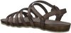 Bruine FRED DE LA BRETONIERE Sandalen 170010017  - small