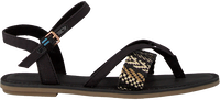 Zwarte TOMS Sandalen LEXIE  - medium