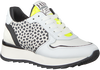 Witte HIP Sneakers H1789 - small