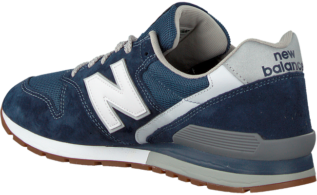 Blauwe NEW BALANCE Lage sneakers CM996  - large