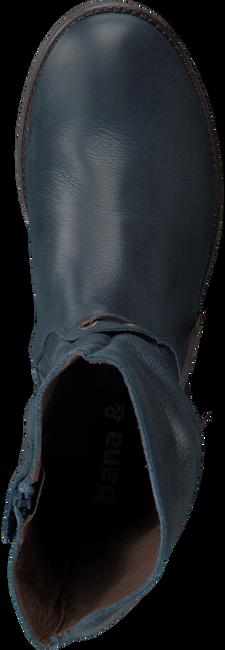 Blauwe BANA&CO Lange laarzen 45750  - large