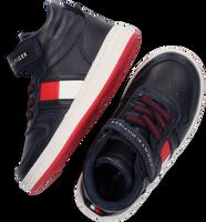 Blauwe TOMMY HILFIGER Hoge sneaker 32049  - medium