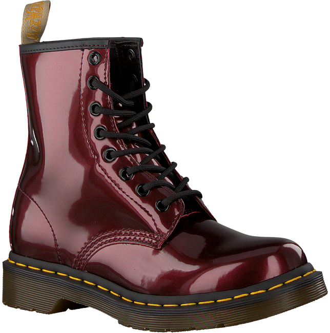 Rode DR MARTENS Veterboots VEGAN 1460 - large