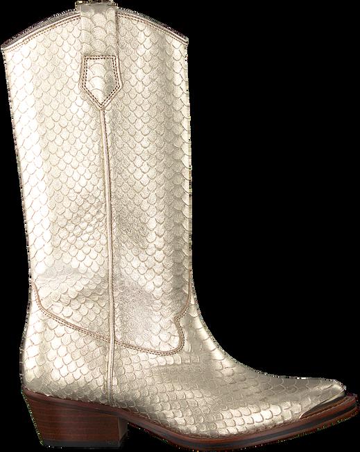 Gouden TORAL Lange laarzen 10964  - large