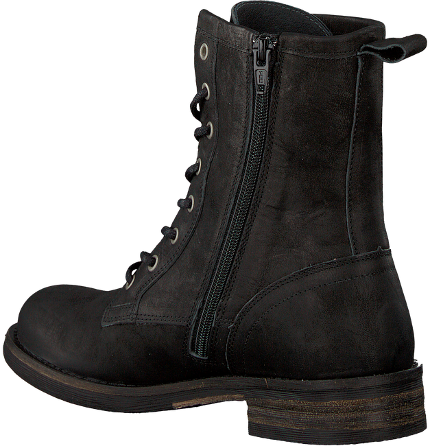 Zwarte CA'SHOTT Veterboots 12026  - large