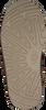 Gouden UGG Enkelboots CLASSIC SHORT II GLITTER - small