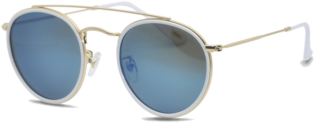 Witte IKKI Zonnebril RYDER - large