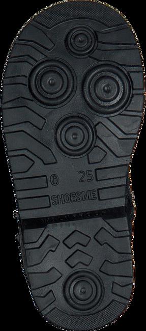 Zilveren SHOESME Veterboots DE8W095 - large