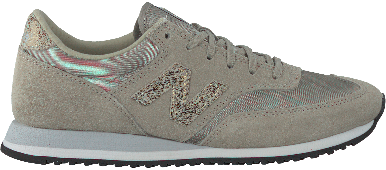 beige new balance sneakers cw620