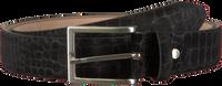Zwarte MAZZELTOV Riem B102  - medium