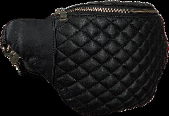 Zwarte DEPECHE Heuptas BUM BAG 13918  - large